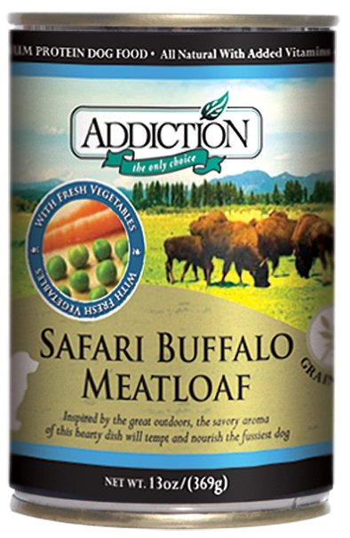 Addiction Holistic Canned Dog Food
