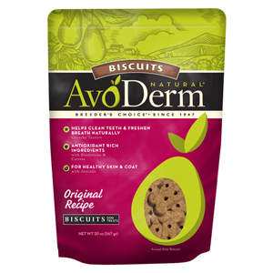 AvoDerm Oven-Baked Biscuits