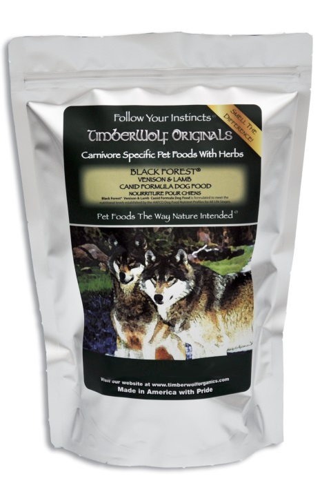 Black Forest Originals Canine Formula Dog Food
