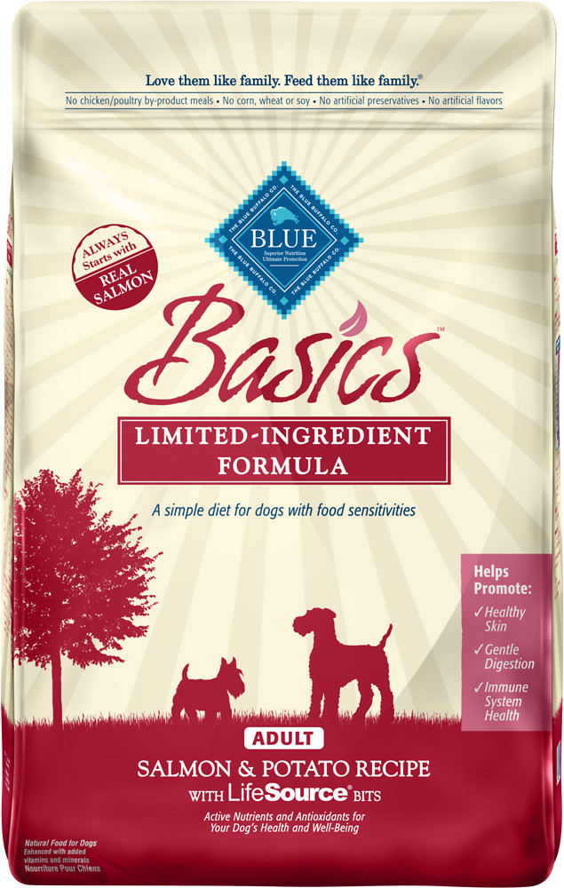 Blue Buffalo Basics Limited Ingredient Dog Food
