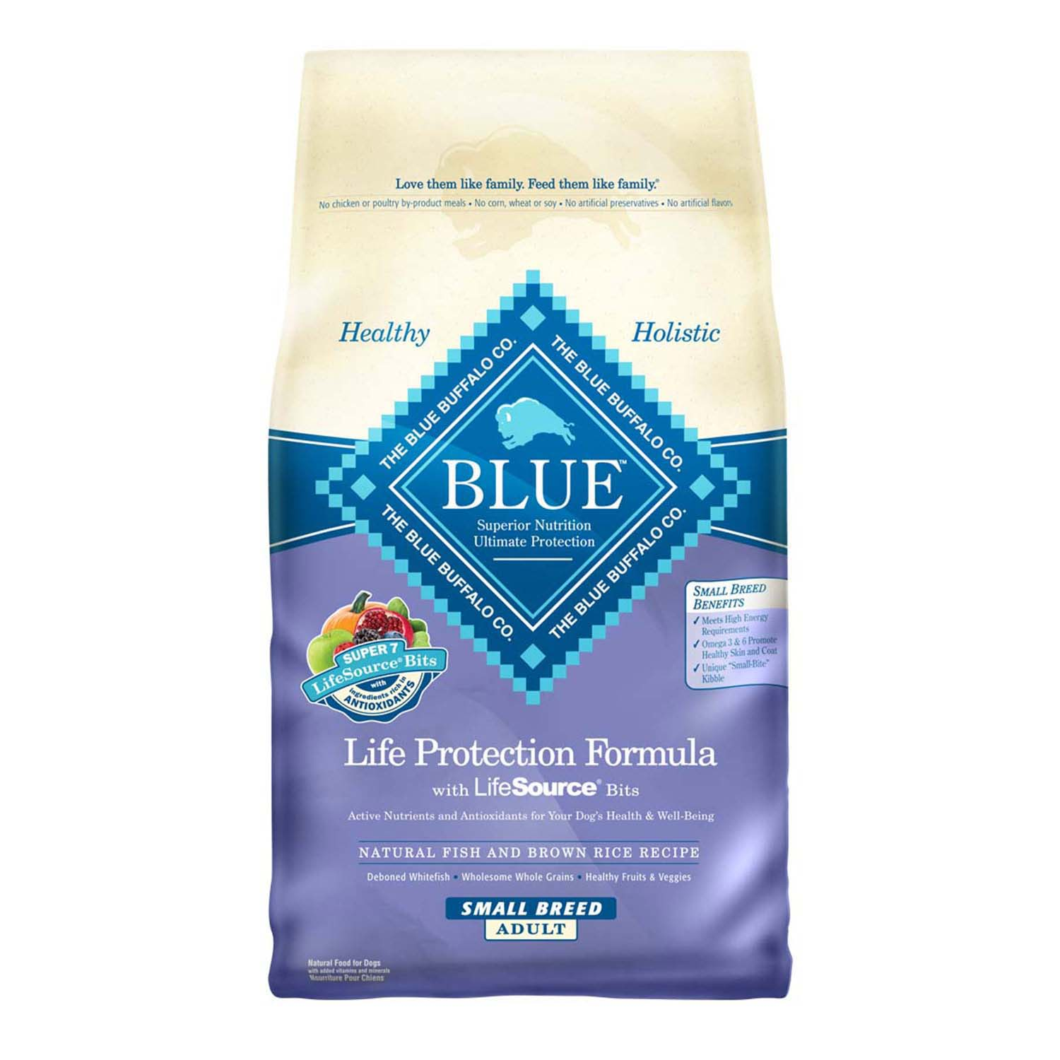 Blue Buffalo Fish Dog Food