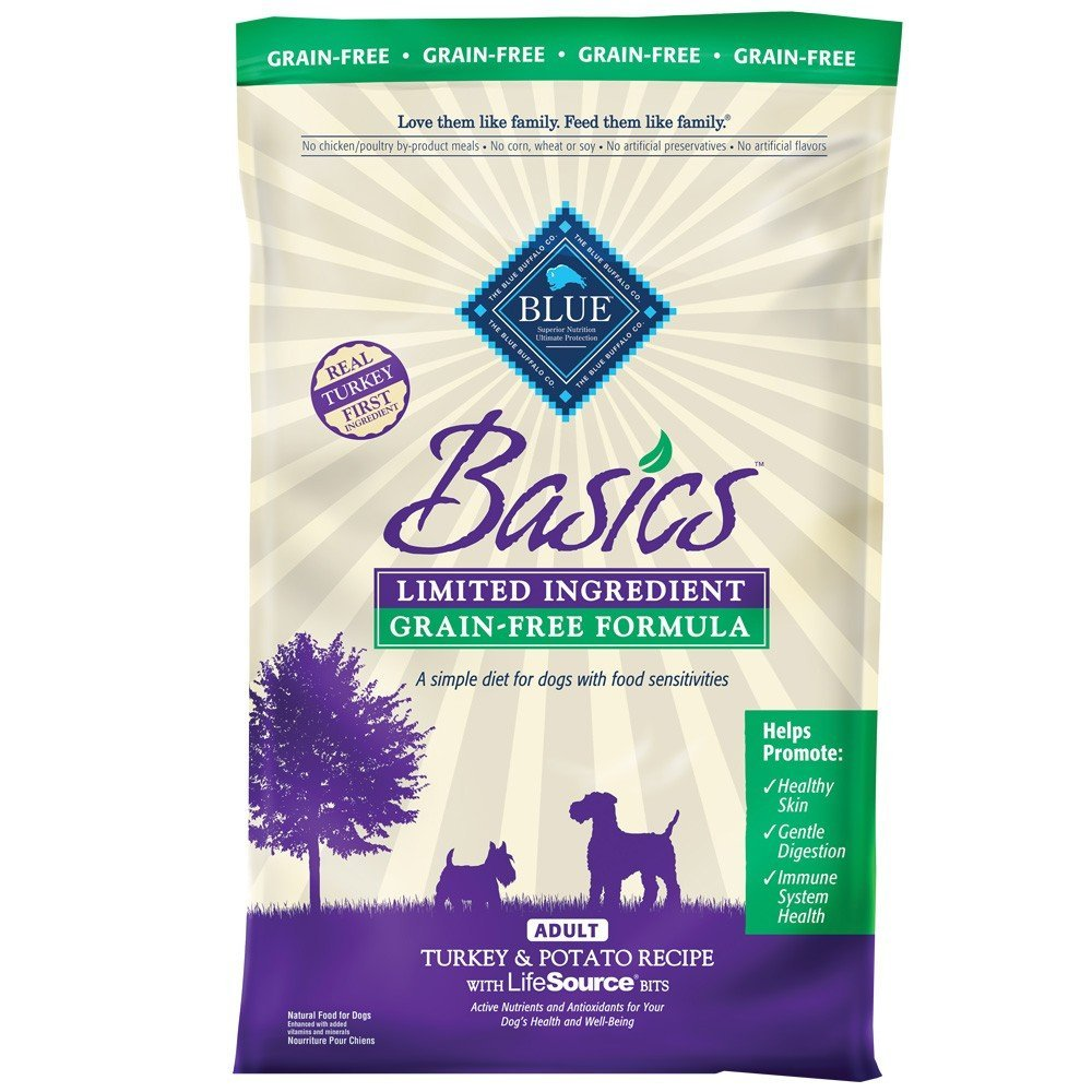 Blue Buffalo Grain Free Dog Food