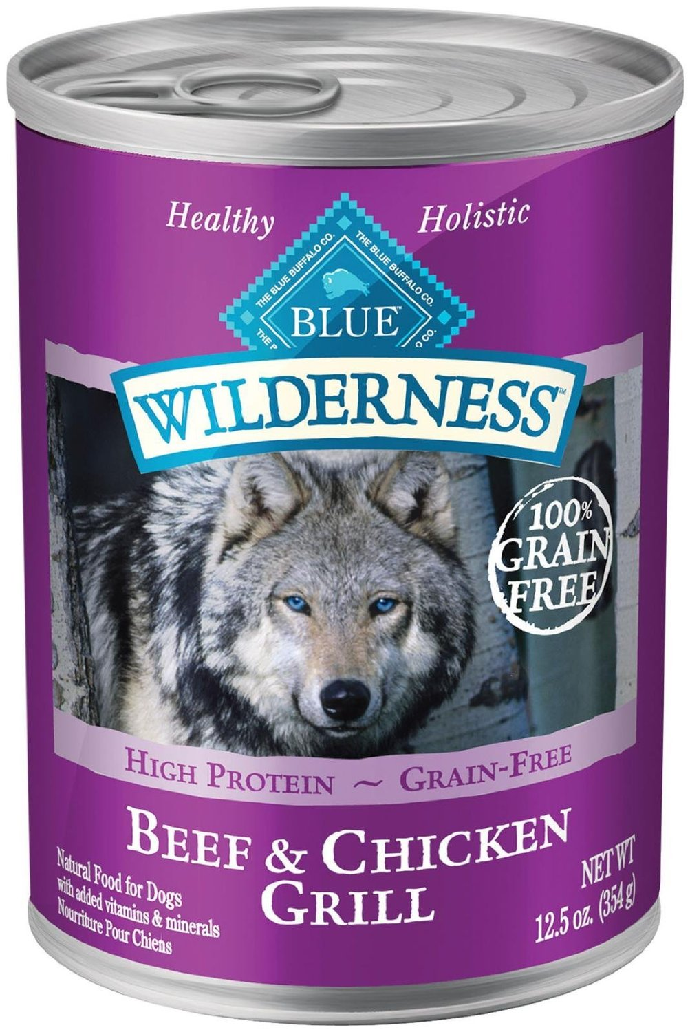Blue Buffalo High Protein Dog Food