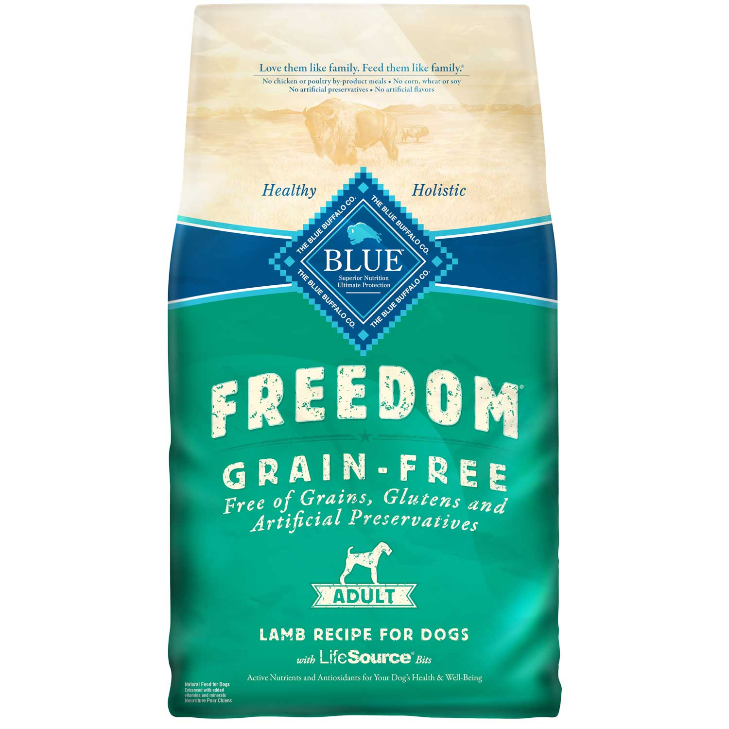Blue Buffalo Lamb Dog Food