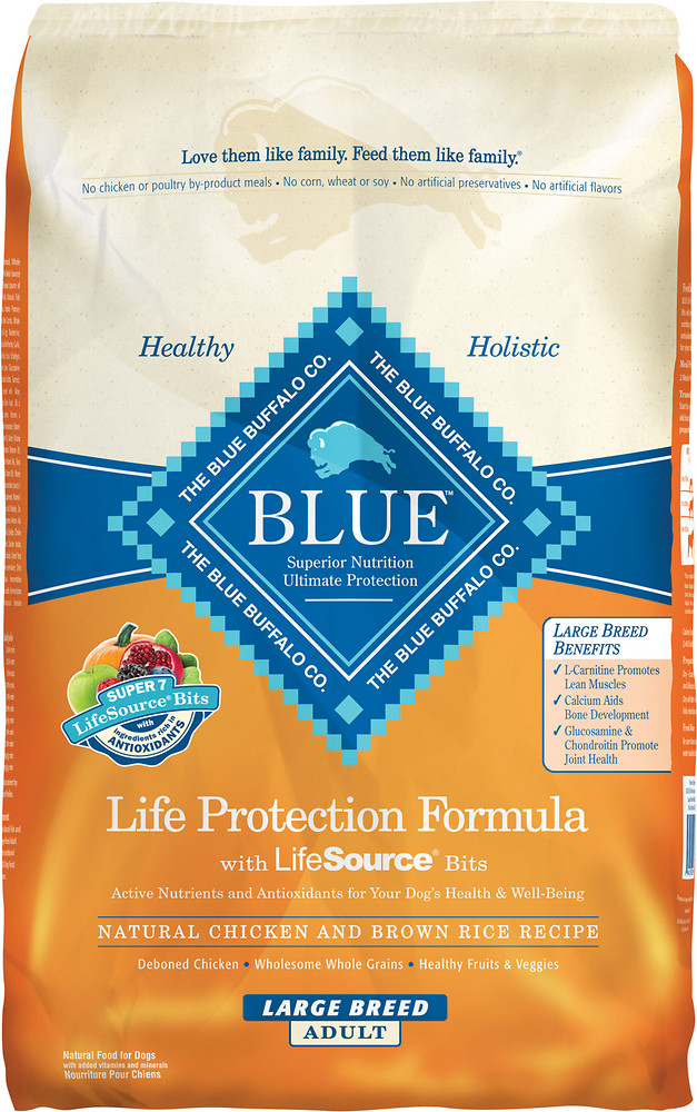 Blue Buffalo Large Breed Dog Food