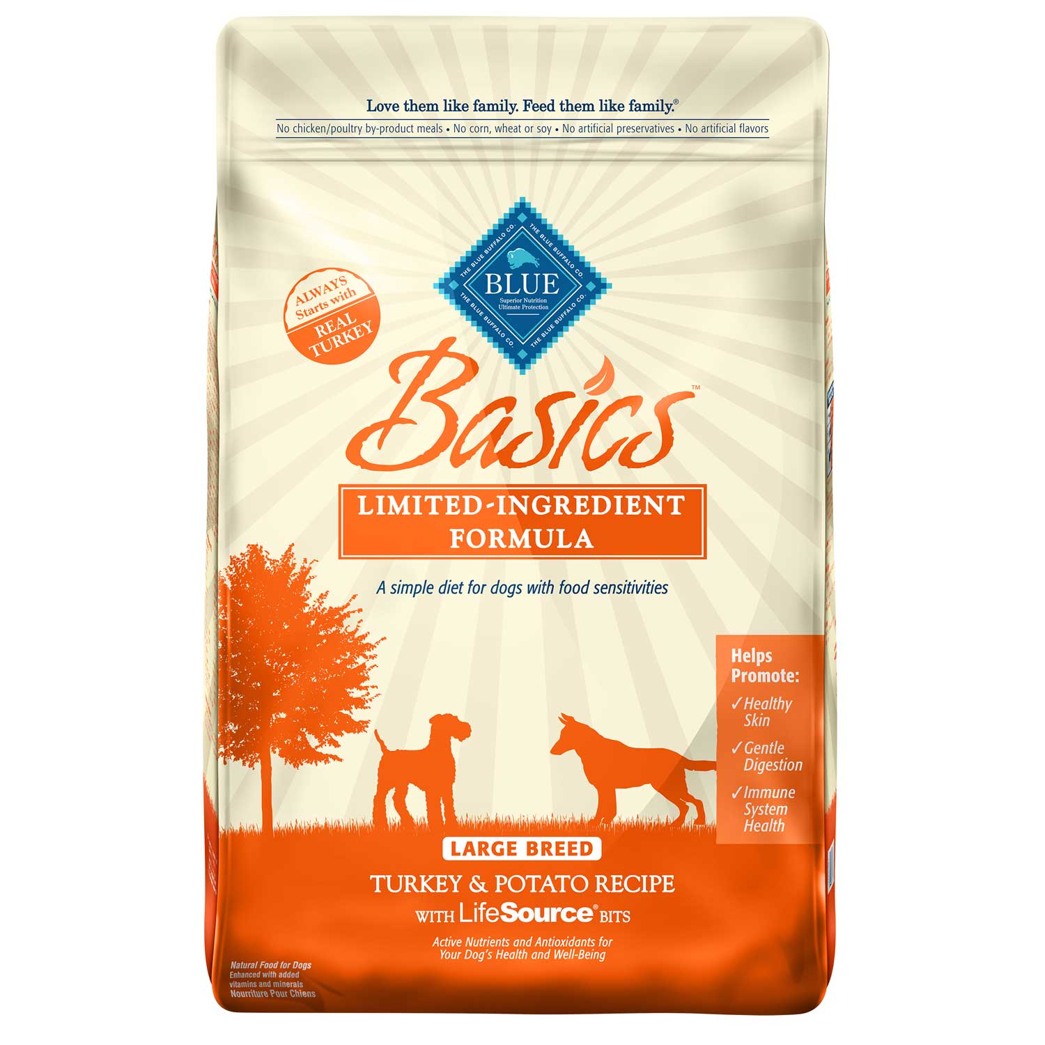 Blue Buffalo Limited Ingredients Dog Food