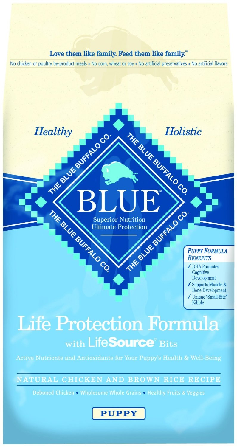Blue Buffalo Puppy Dog Food