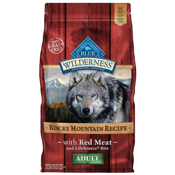 Blue Buffalo Red Meat Dog Food