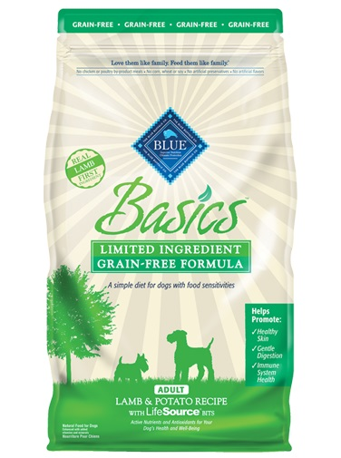 Blue Buffalo Sensitive Stomach Dog Food