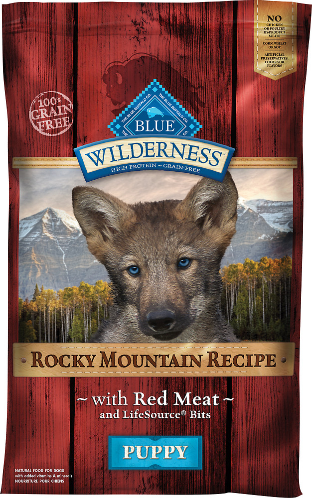 Blue Buffalo Venison Dog Food