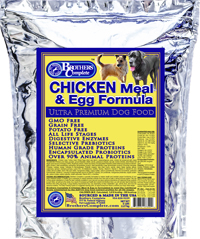 Brothers Complete Chicken Meal & Egg Dog Food
