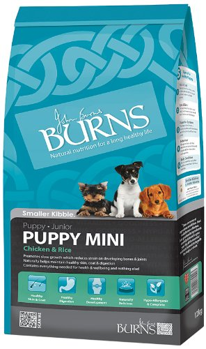 Burns Puppy Mini Chicken & Rice Dog Food