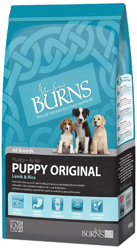 Burns Puppy Original Lamb & Rice Dog Food