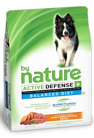 By Nature Pork & Sweet Potato Dog Food