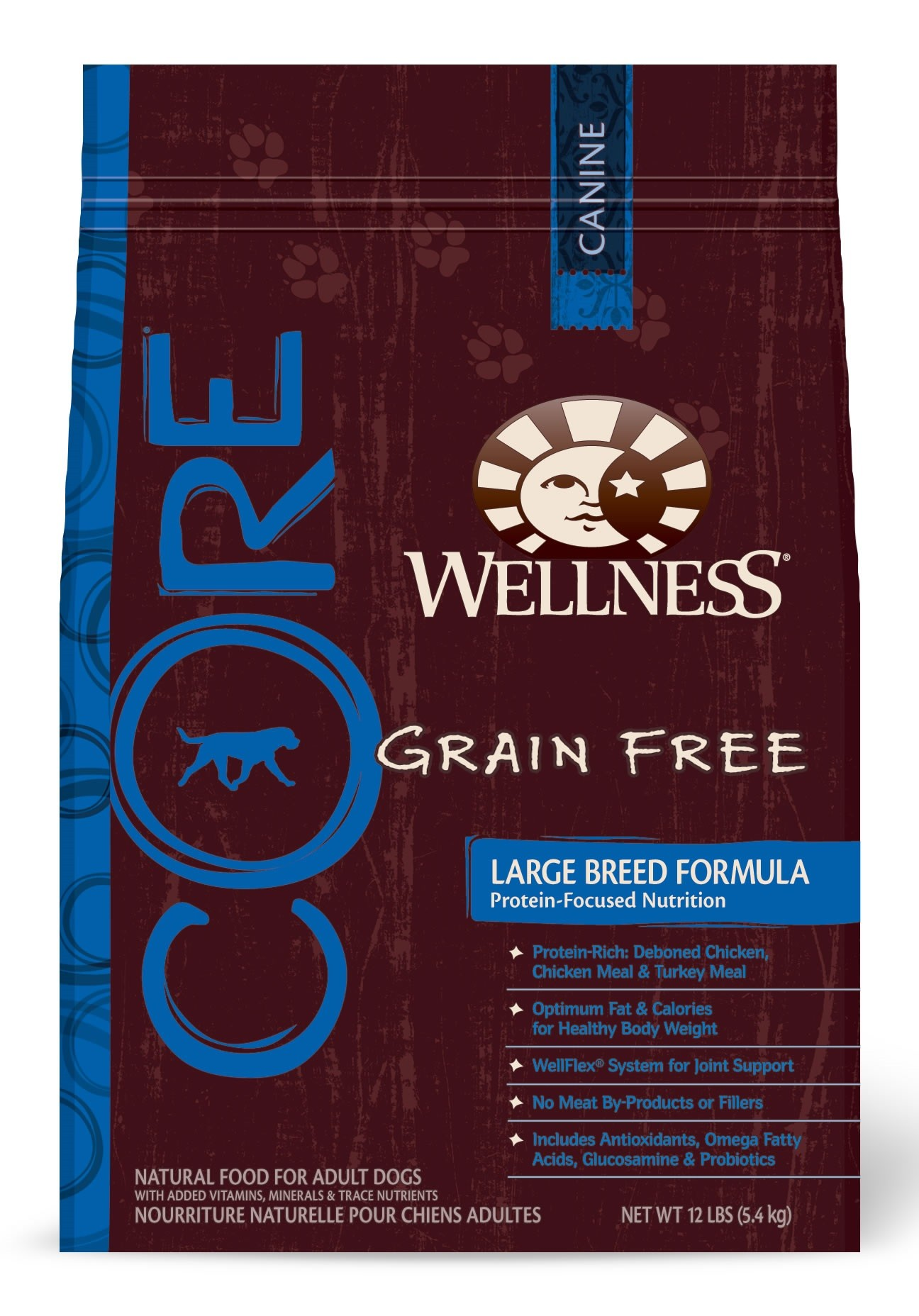 CORE Grain-Free Large Breed Formula