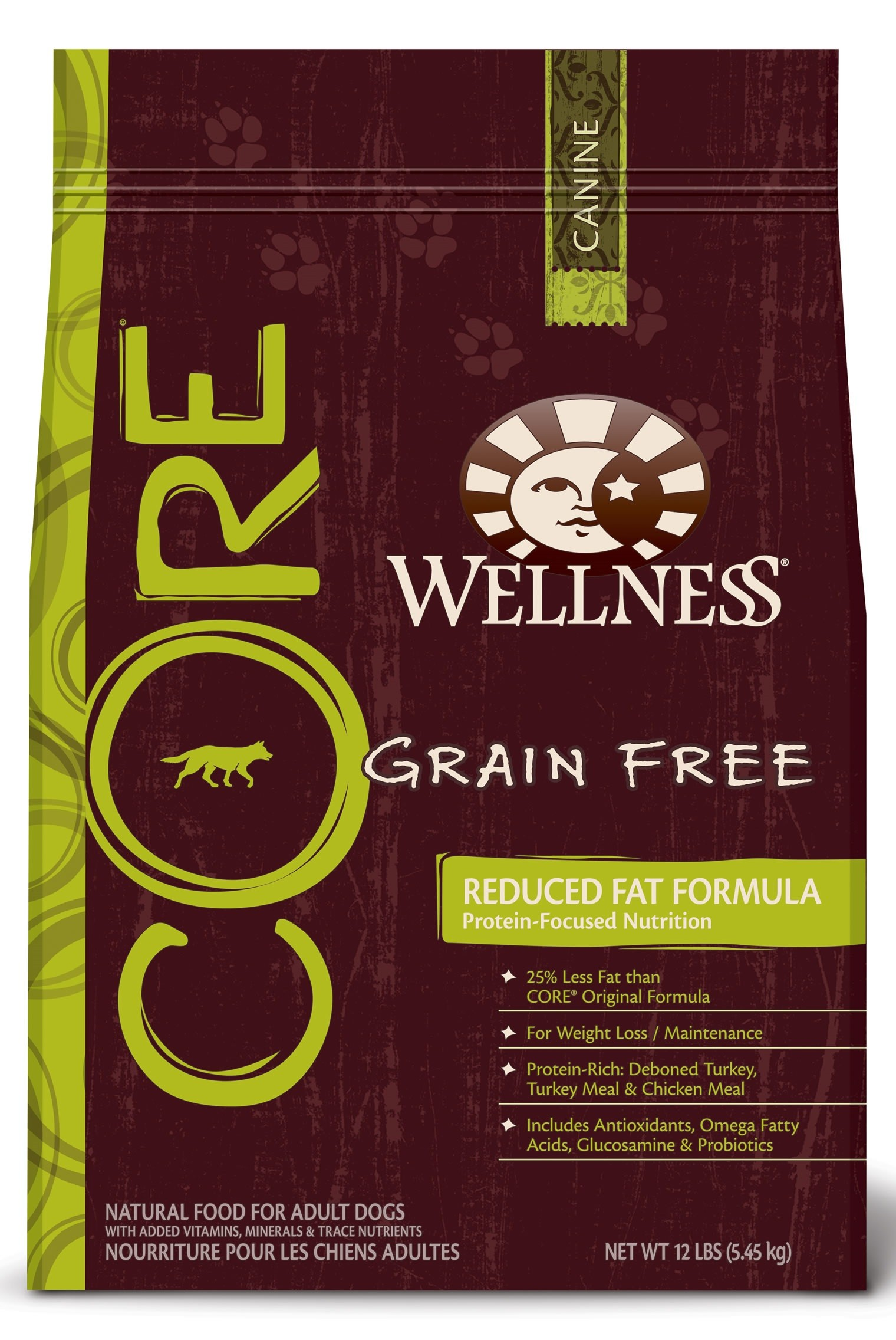 CORE Grain-Free Reduced Fat