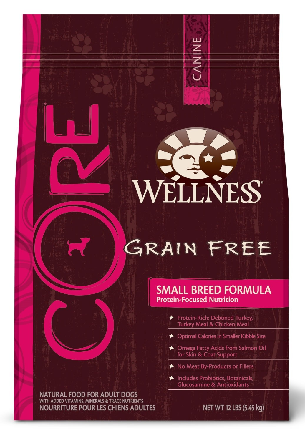 CORE Grain-Free Small Breed Formula