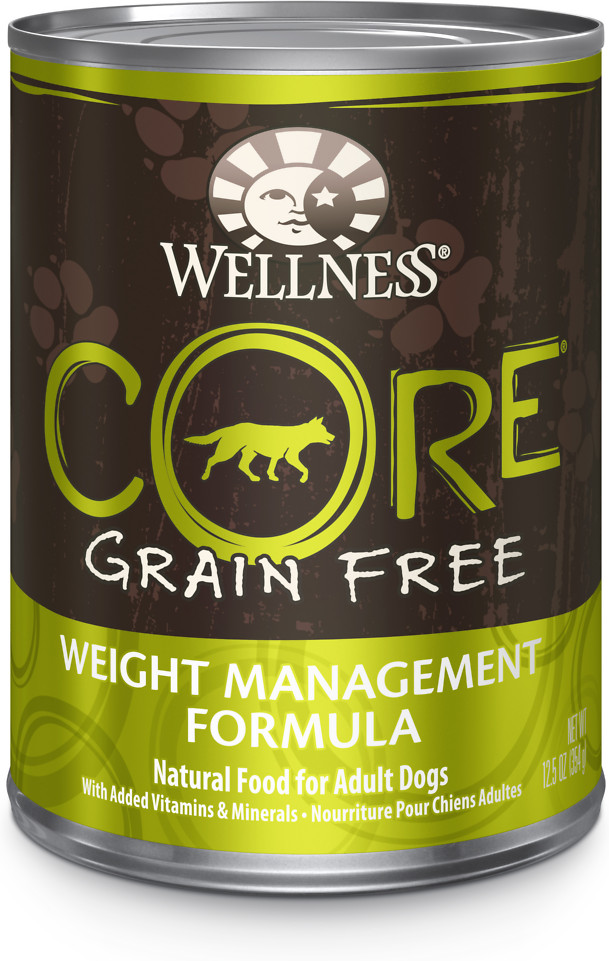 CORE Grain-Free Weight Management Formula