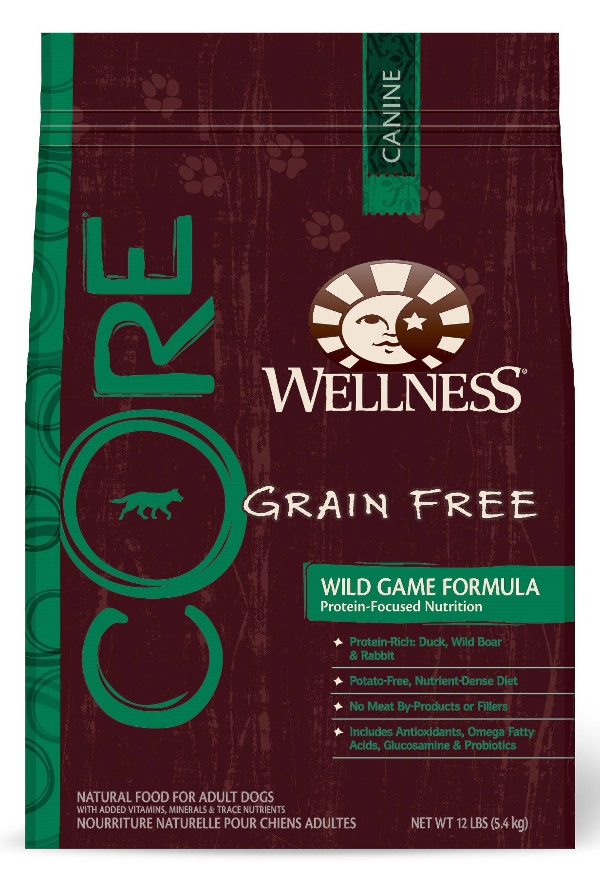 CORE Grain-Free Wild Game Formula