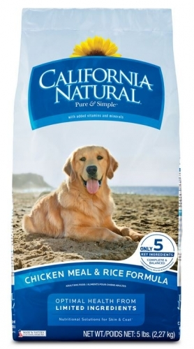 California Natural Chicken Dog Food