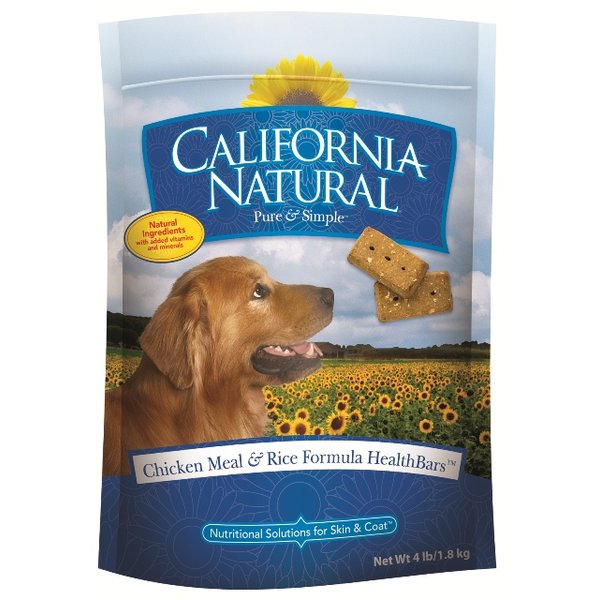 California Natural Dog Treats