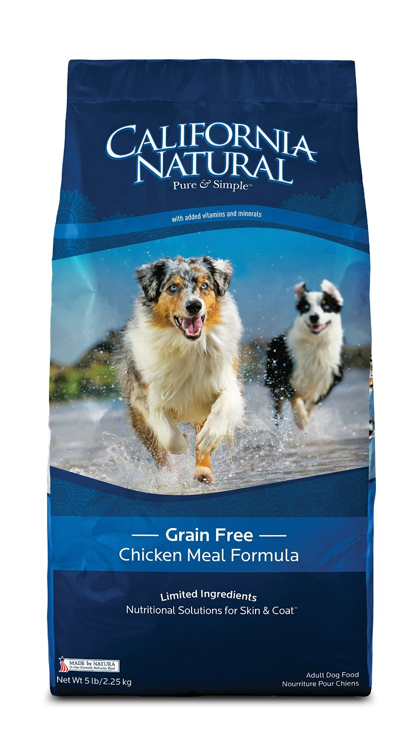 California Natural Grain Free Dog Food