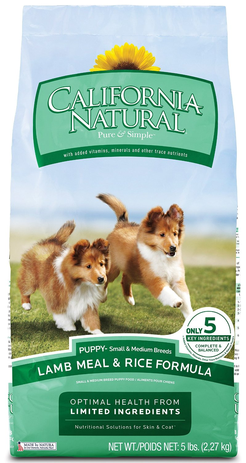 California Natural Lamb Dog Food
