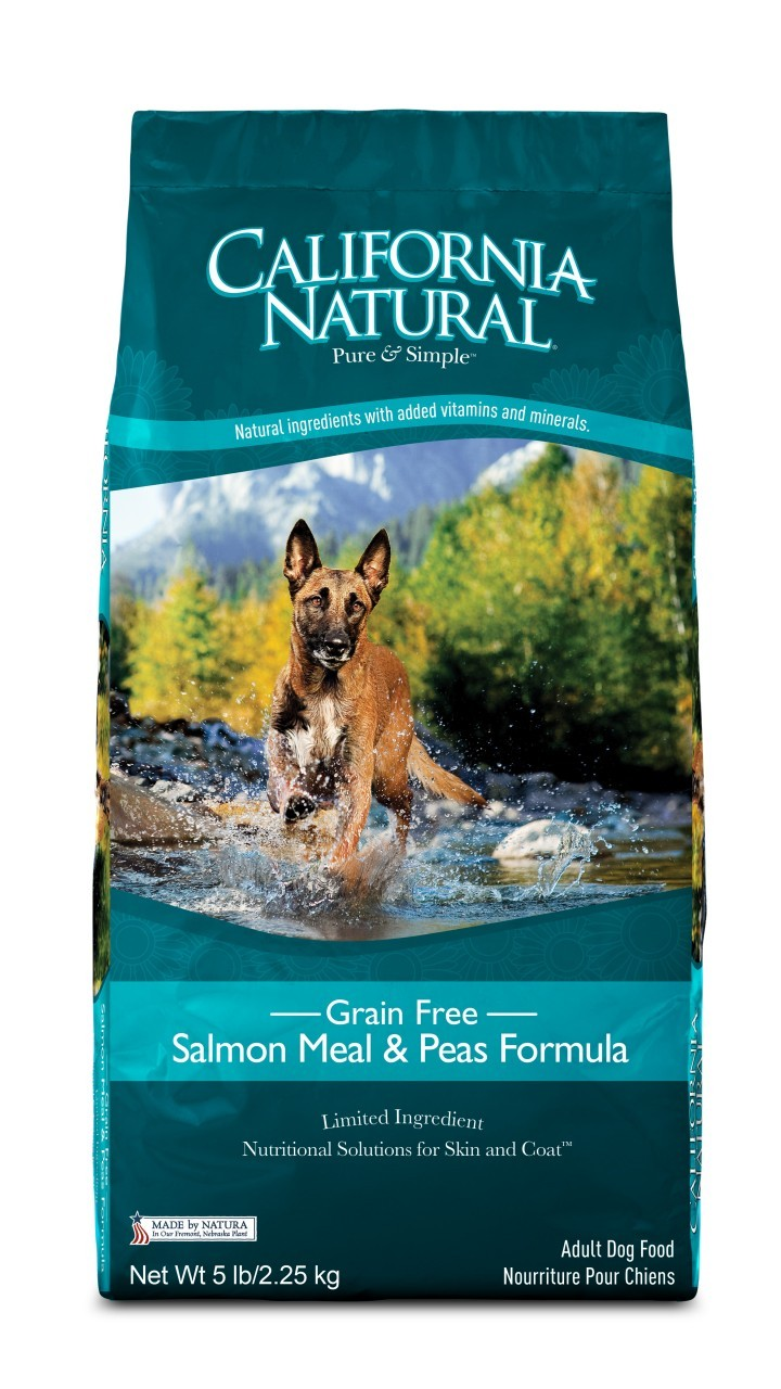 California Natural Seafood Dog Food