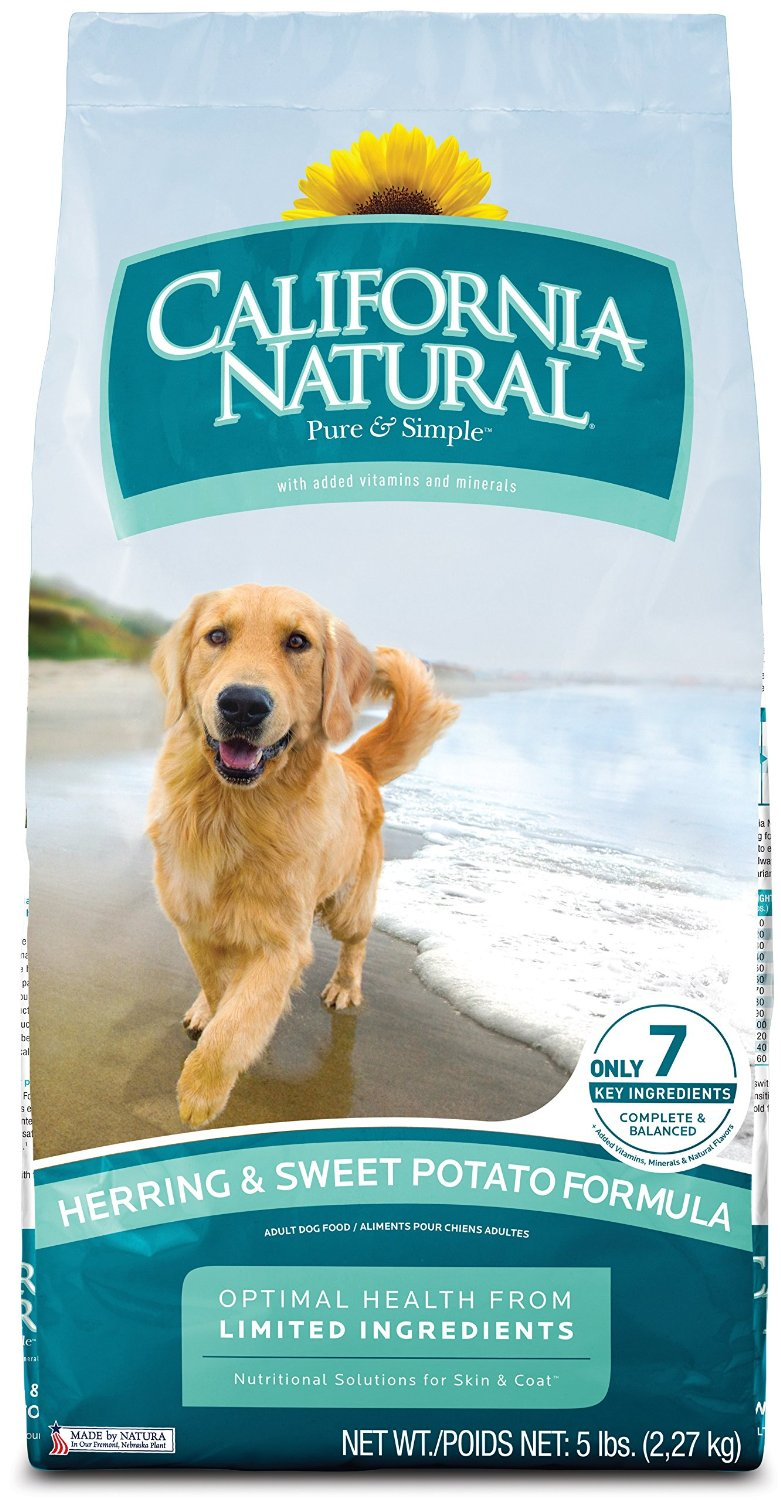 California Natural Sweet Potato Dog Food