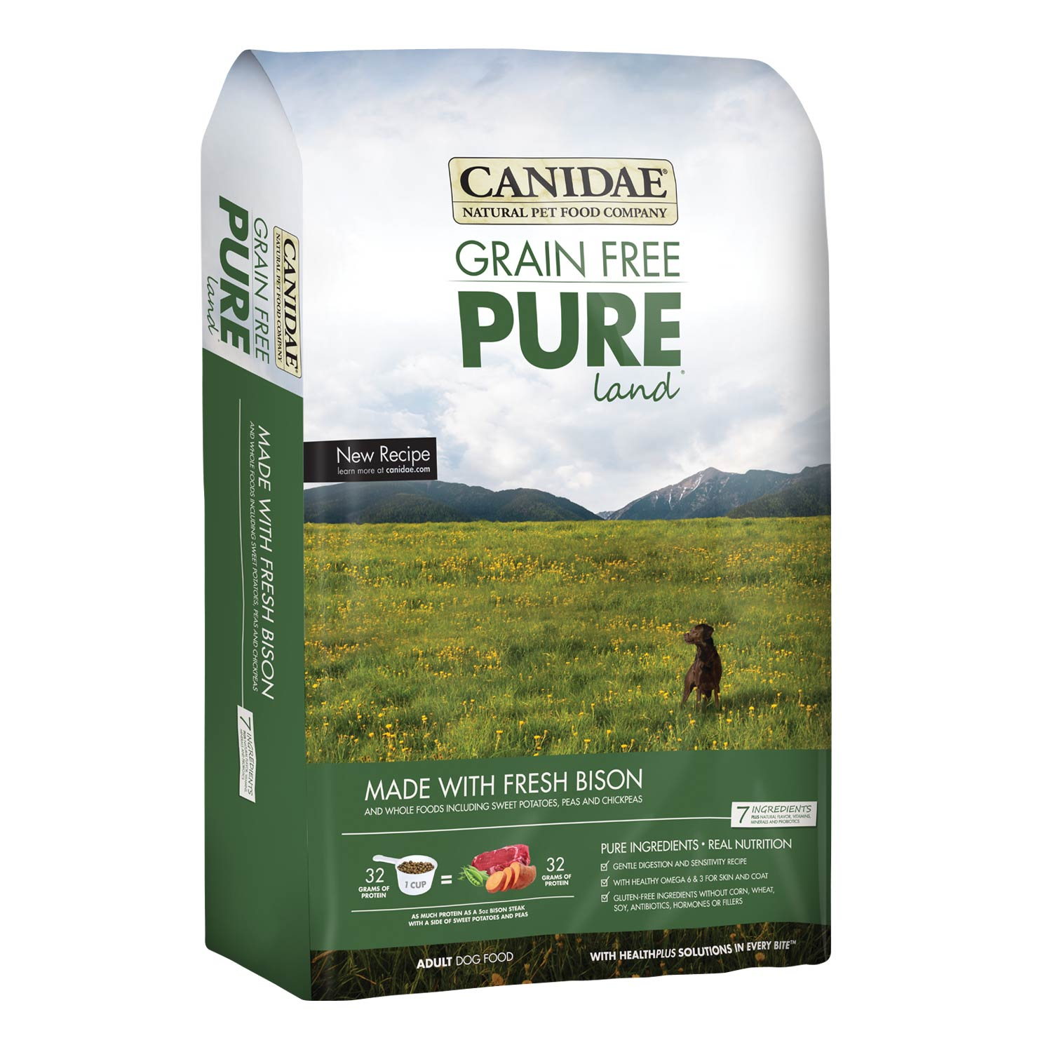 Canidae Bison Dog Food
