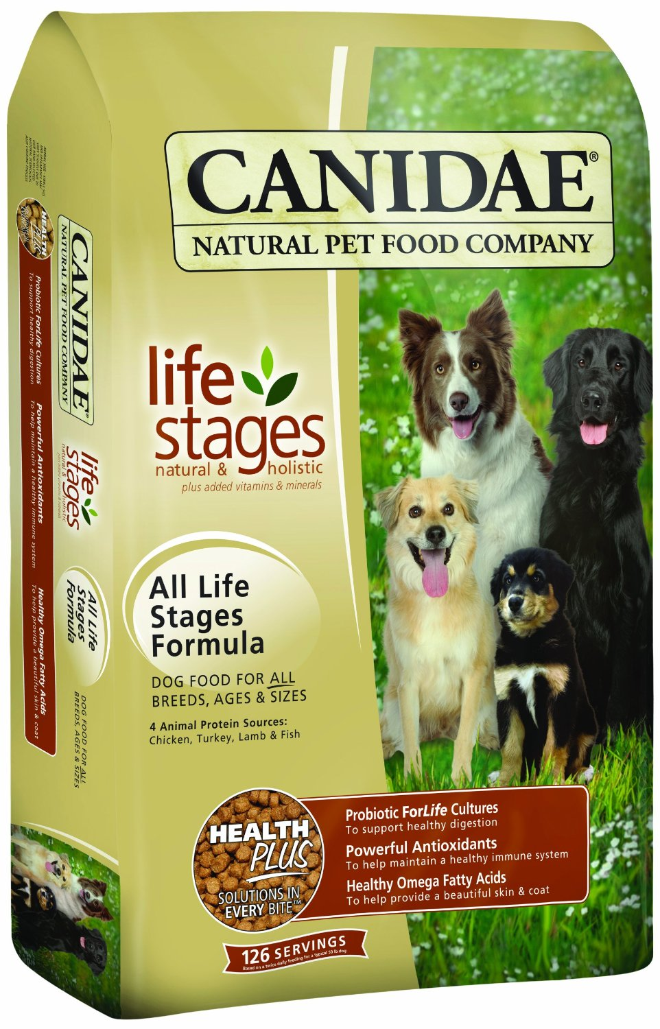 Canidae Skin & Coat Dog Food
