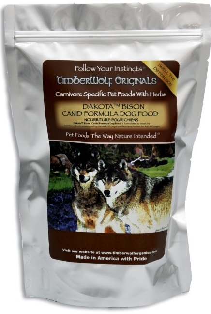 Dakota Bison Originals Canine Formula Dog Food