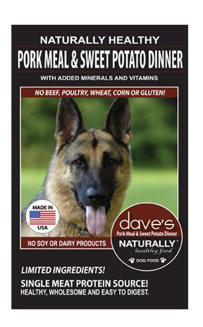 Dave's Pet Food Adult Dog Food