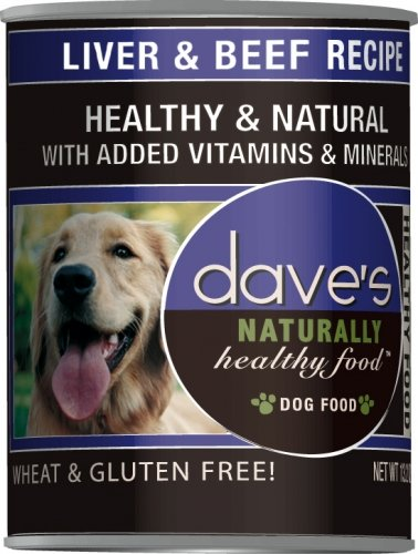 Dave's Pet Food Can Dog Food