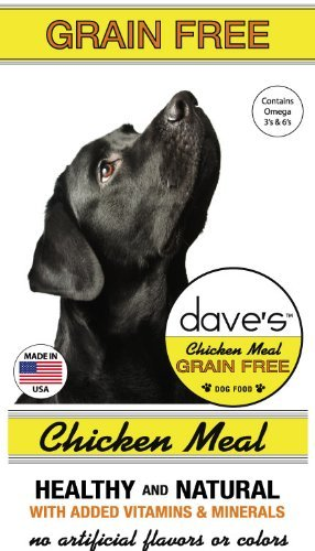 Dave's Pet Food Grain Free For Dogs Dog Food
