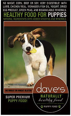 Dave's Pet Food Puppy Dog Food