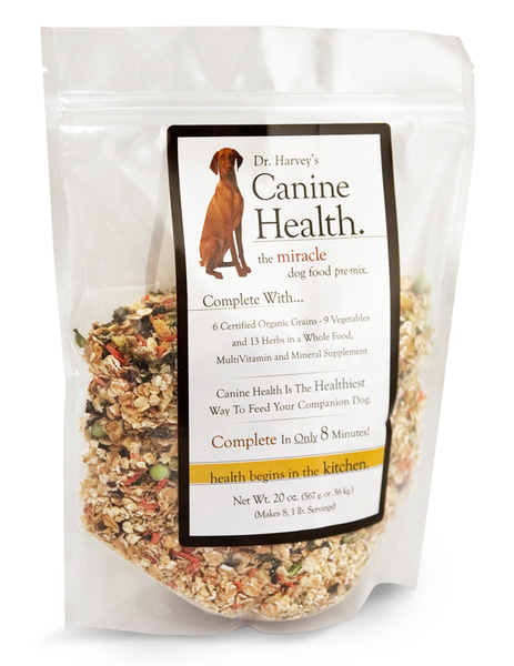Dr. Harvey's Canine Health The Miracle Dog Food