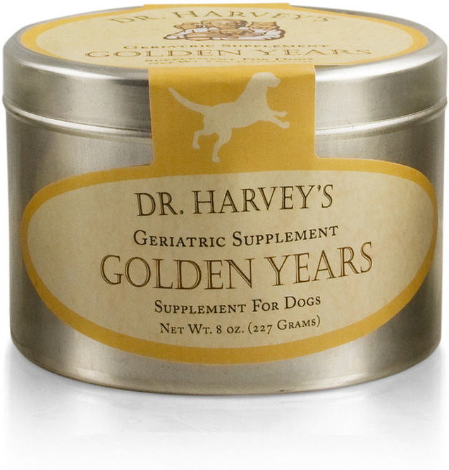 Dr. Harvey's Golden Years