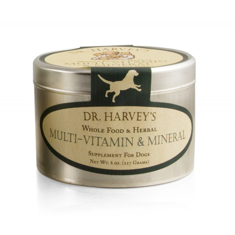 Dr. Harvey's Multi-Vitamin and Herbal Supplement for Dogs