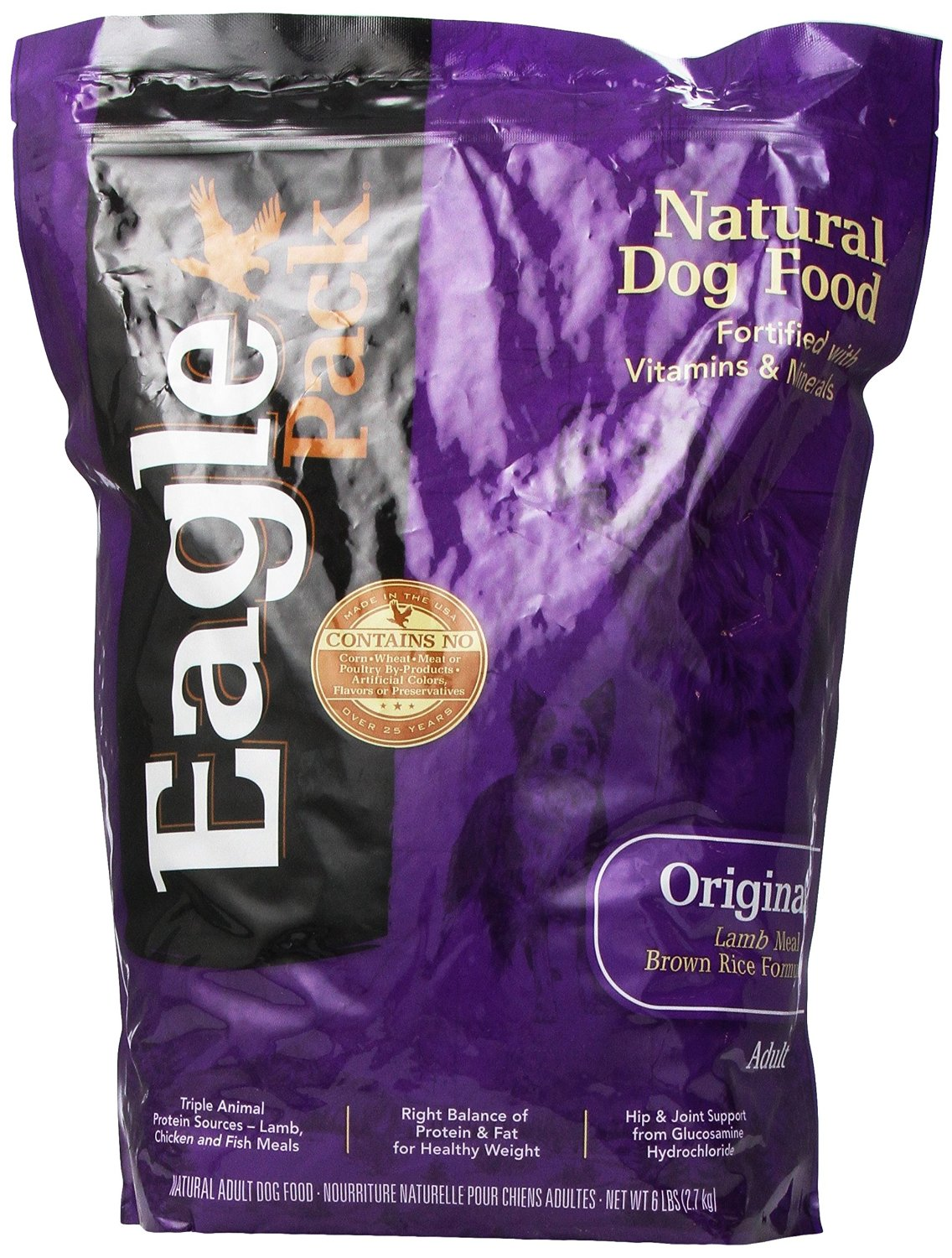 Eagle Pack Natural Dry Adult Dog Food