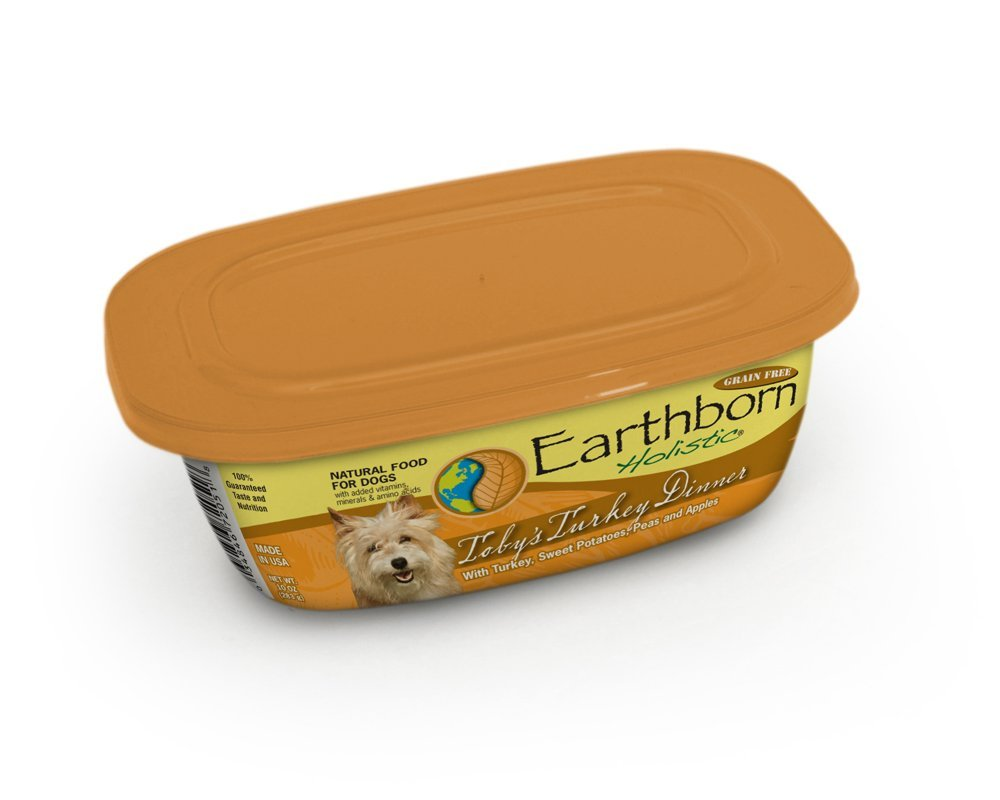 Earthborn Holistic Moist Grain Free Dog Food