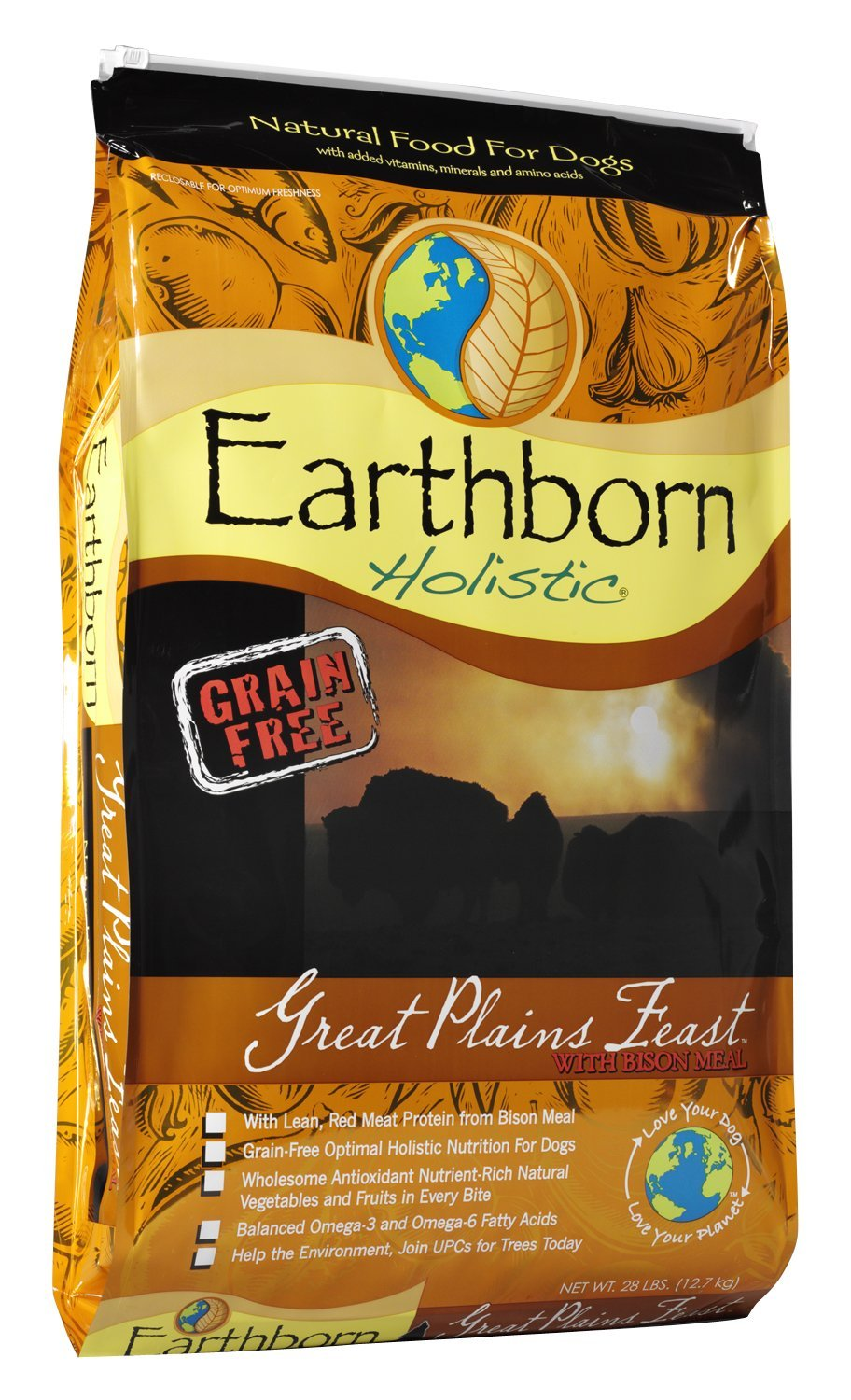 Earthborn Holistic Natural Grain Free Dog Food