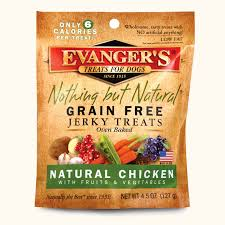 Evanger's Organics Dog Treats