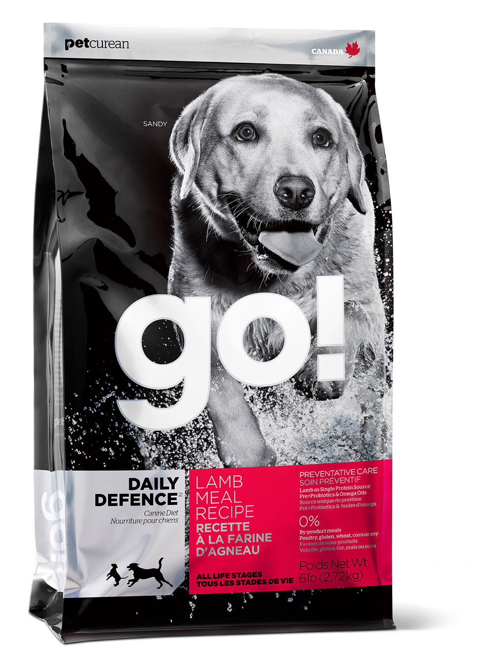 Go! Daily Defence Dry Dog Food