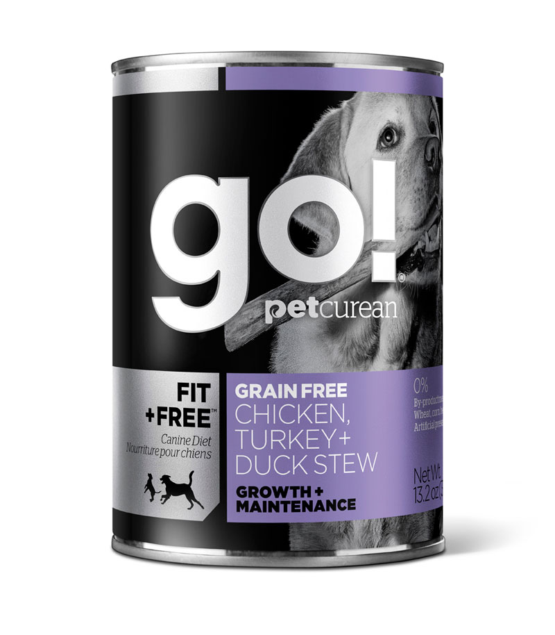 Go! Fit + Free Canned Dog Food