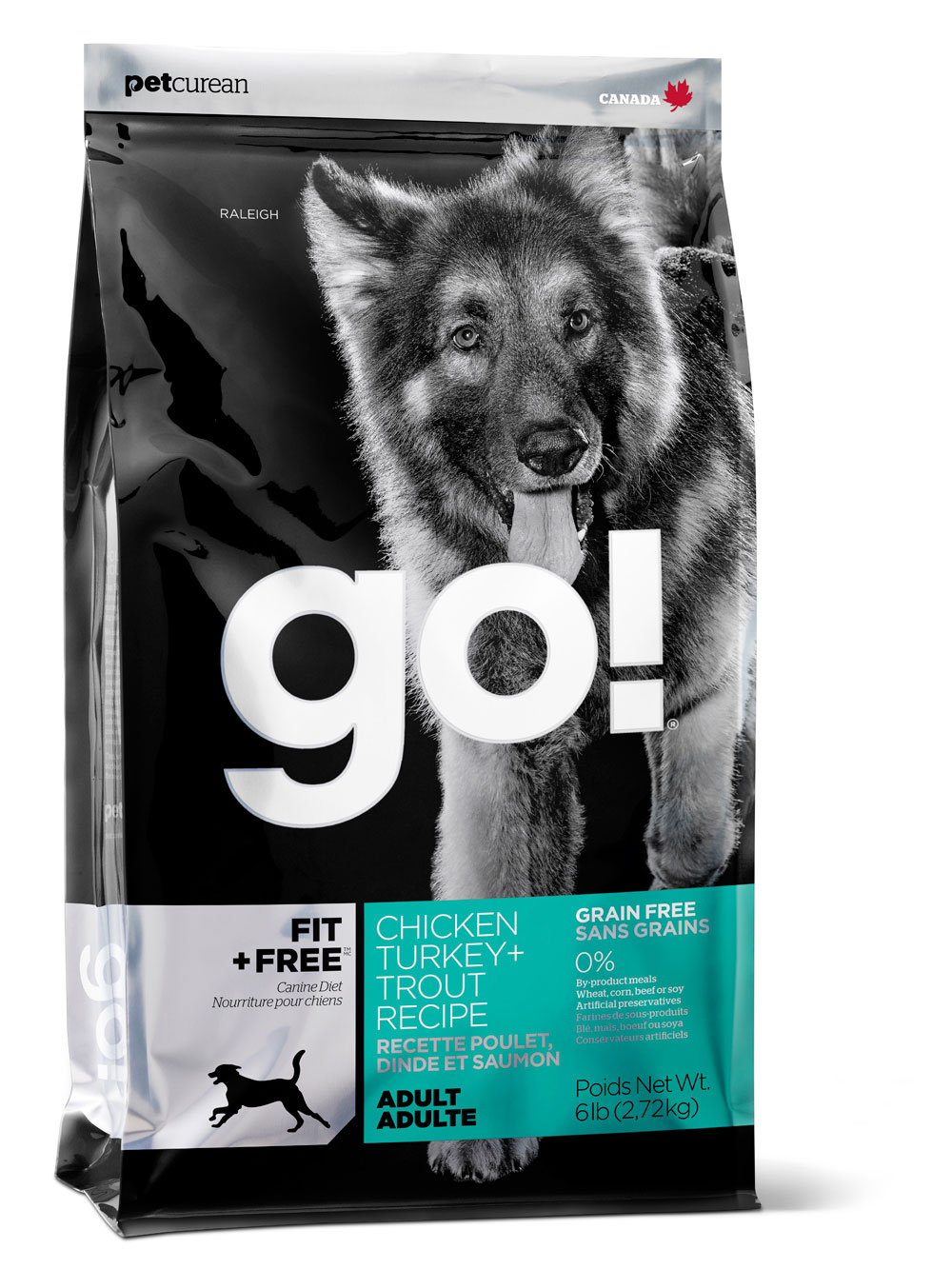 Go! Fit + Free Dry Dog Food