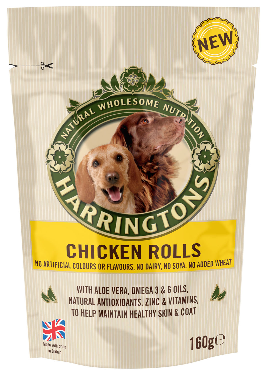 Harrington's Chicken Rolls