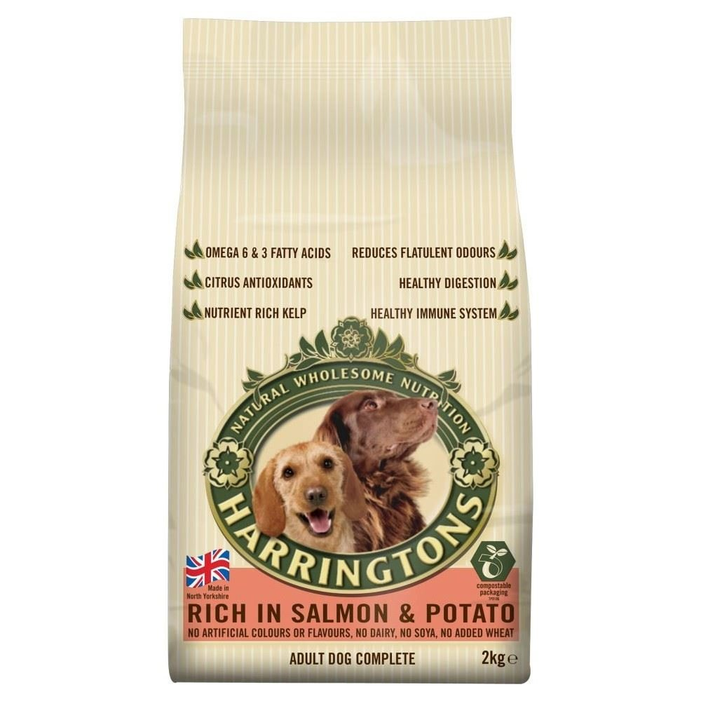 Harrington's Salmon & Potato Dog Food
