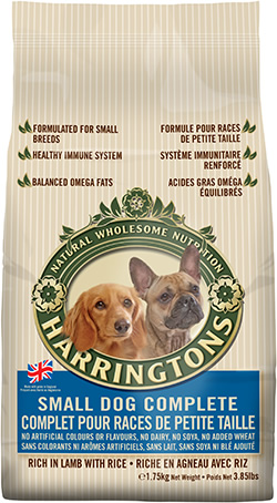 Harrington's Small Dog Complete Food