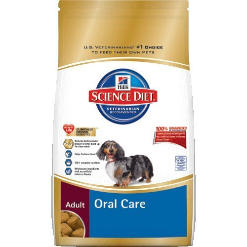 Hill's Science Oral Care Dog Food